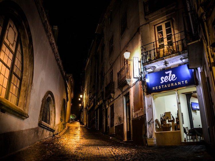 Sete Restaurante, Coímbra