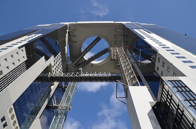 Edificio Umeda Sky