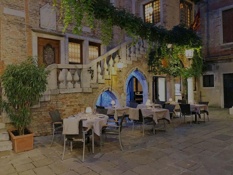 Antico Martini, restaurante en Venecia