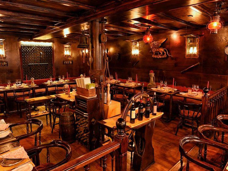 La Caravella, restaurante en Venecia