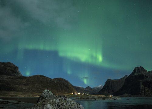 Guía completa para ver la aurora boreal en Noruega