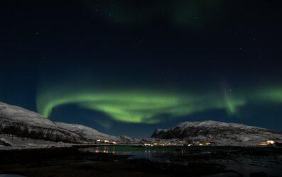 Cuándo, dónde y cómo ver auroras boreales en Noruega