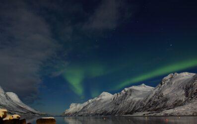 Viajes organizados y tours para ver la aurora boreal en Noruega
