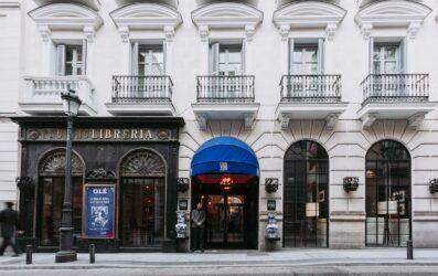 Los Hoteles más románticos en Madrid Centro
