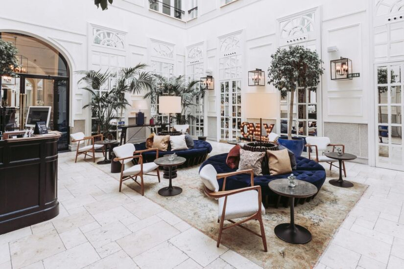 Only YOU Boutique Hotel Madrid ****