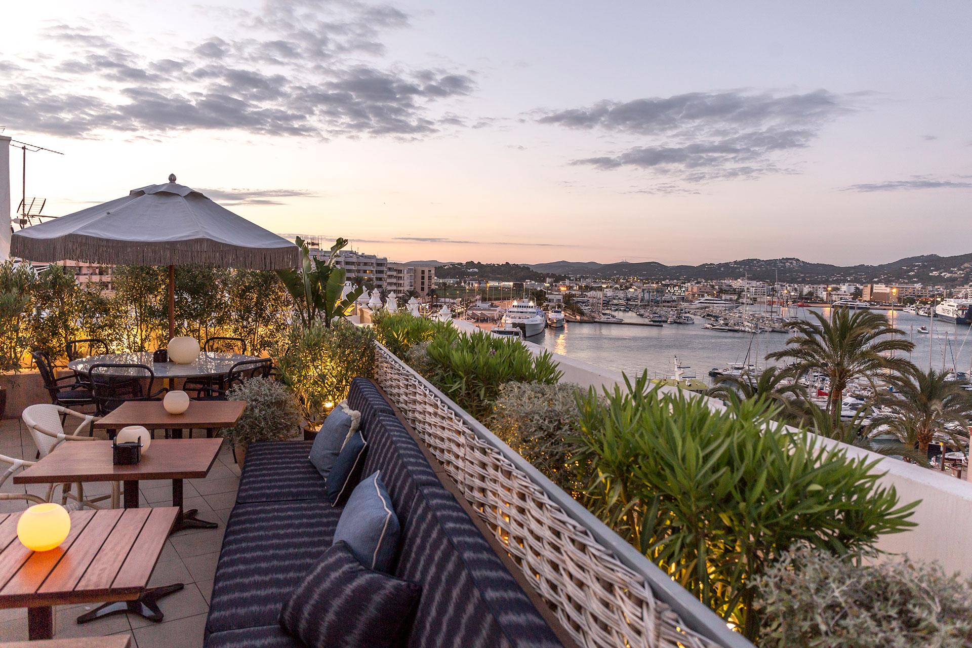 Restaurantes románticos en Ibiza