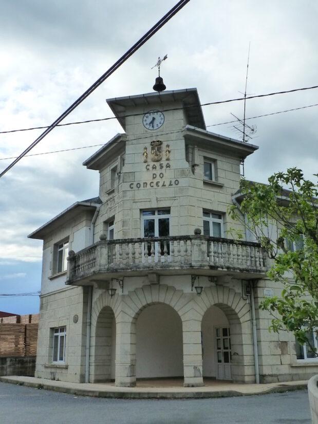 Ayuntamiento de O Corgo, Lugo | Foto: Elisardojm / CC BY-SA