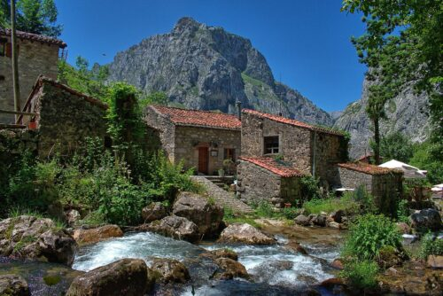 Los 16 pueblos con encanto más bonitos de Asturias