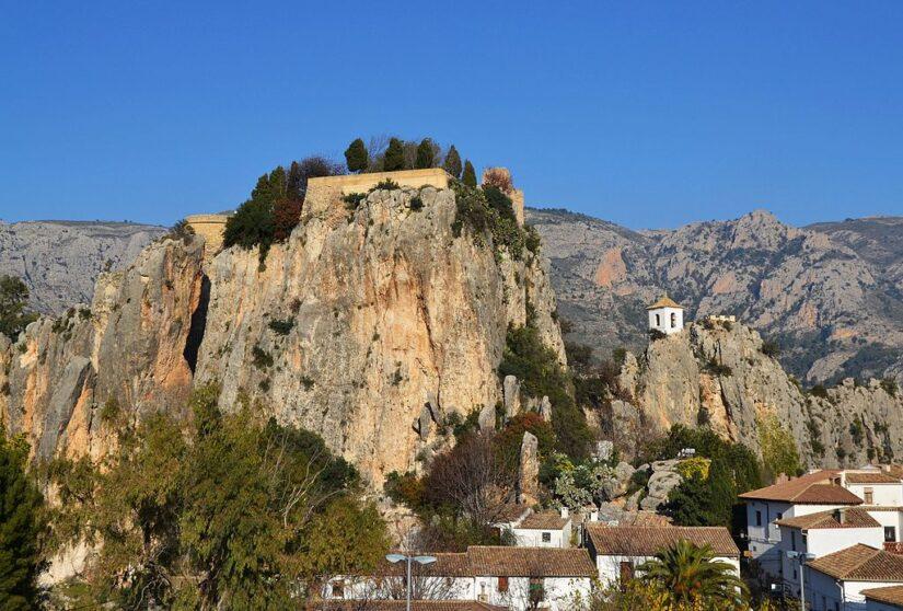 Castell de Guadalest